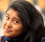 Smirking Girl, Lima Peru.
