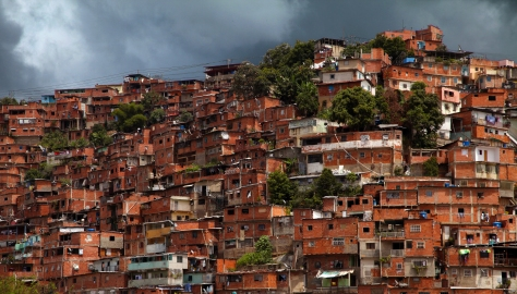 In Caracas, Venezuela