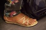 Gold laces