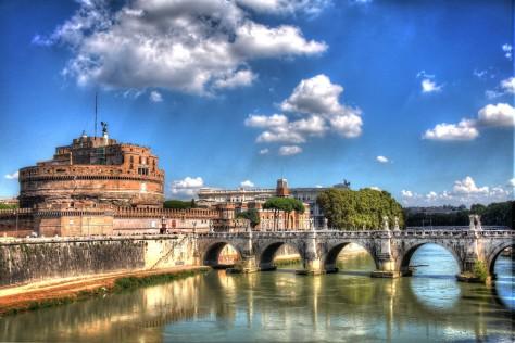 Ancient Roman Fortress