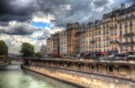 Apartments on the Seine.