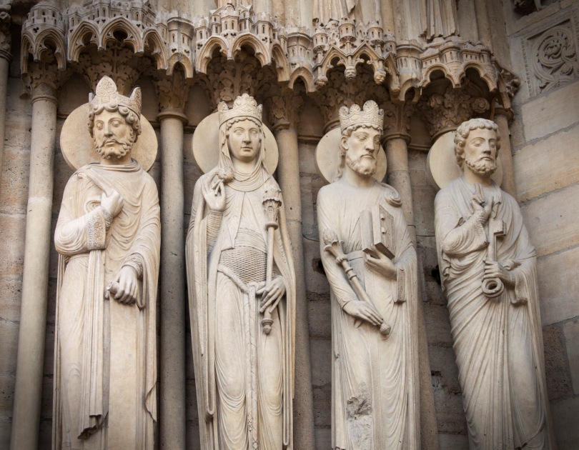 Saints of Notre Dame