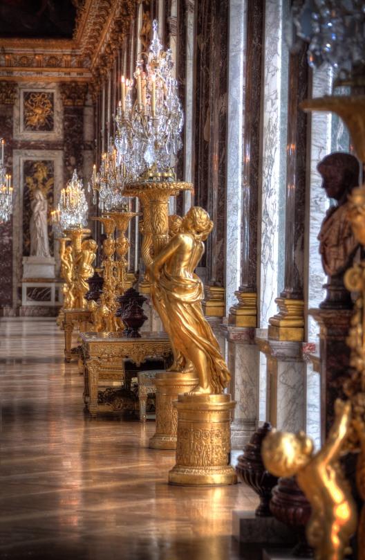 Statuesque Candelabra