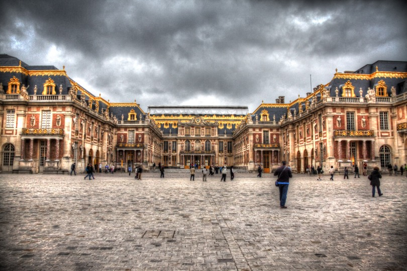 Central Courtyard, Palace of Versailles