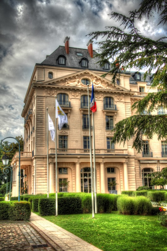 Trianon Palace Hotel