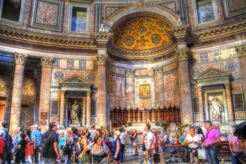The Pantheon Church