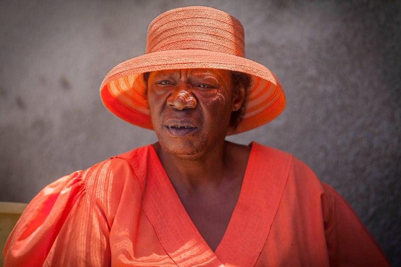 Orange Grandma