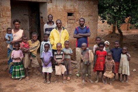 Bande Village, DR Congo