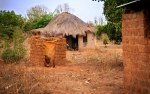 Bande Village Hut
