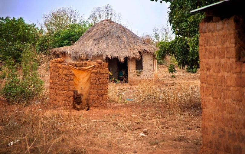 Bande Village Hut