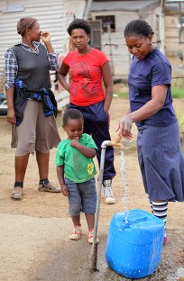 Community Water Tap