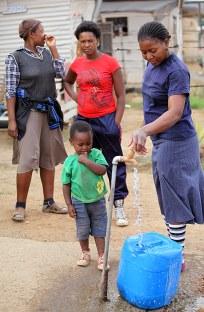 Community Water Tap
