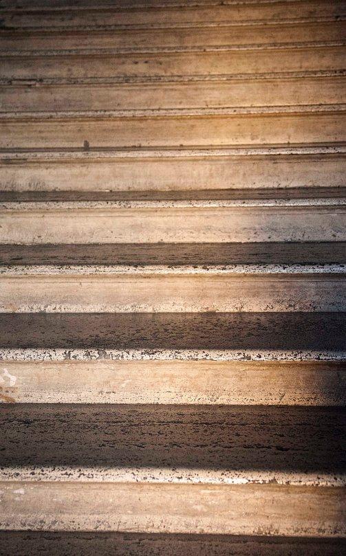 Twenty-eight Marble Steps
