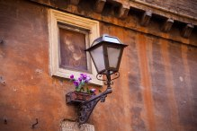 Virgin Mary Lamp
