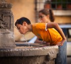Roman Drinking Fountain
