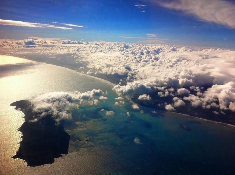 The Western Coast of North Island
