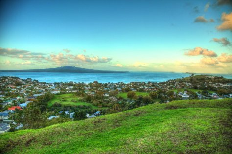 Auckland Volcanic Field