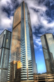 Hong Kong Skyscraper