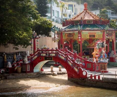 Buddhist Shrine of Kwun Yam