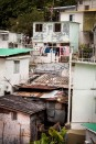 Hong Kong Slums