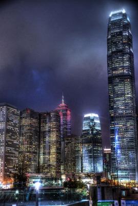 Hong Kong Nights.