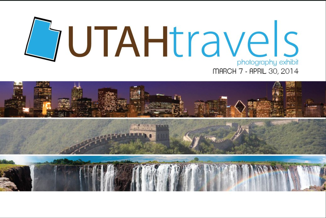 Utah Travelers Postcard (front) 2014-01