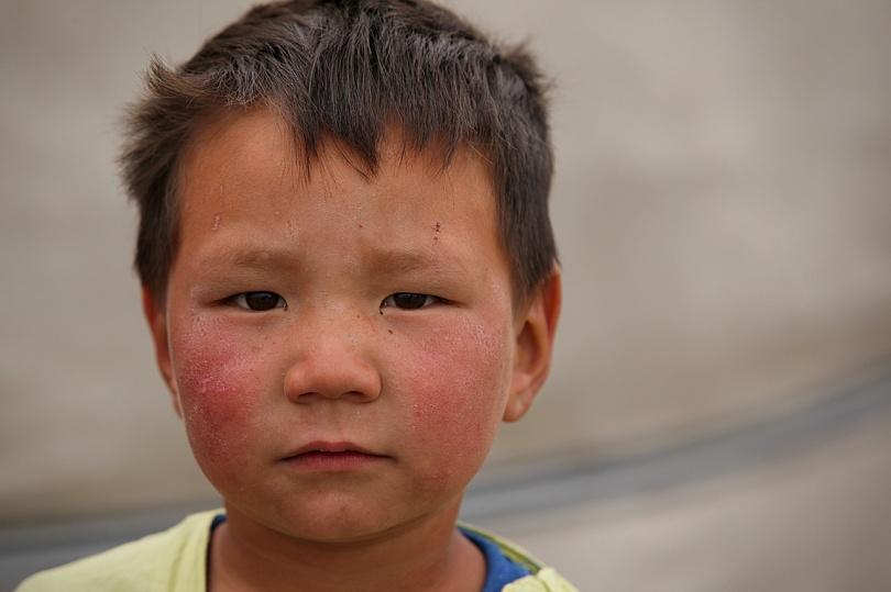 Mongolian Girl