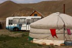 Yurt Bus