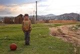 Soccer Mongolian Style