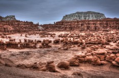 Goblin Valley.