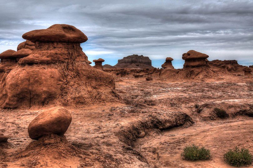 Goblin Valley, Utah.