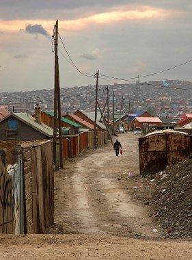 Mongolian Neighborhoods