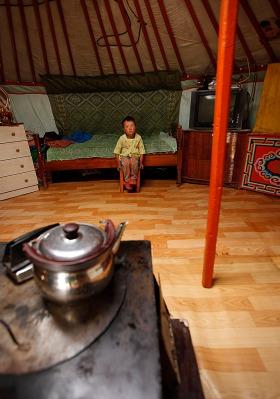 Yurt Playroom