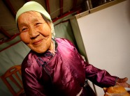 Mongolian Matriarch