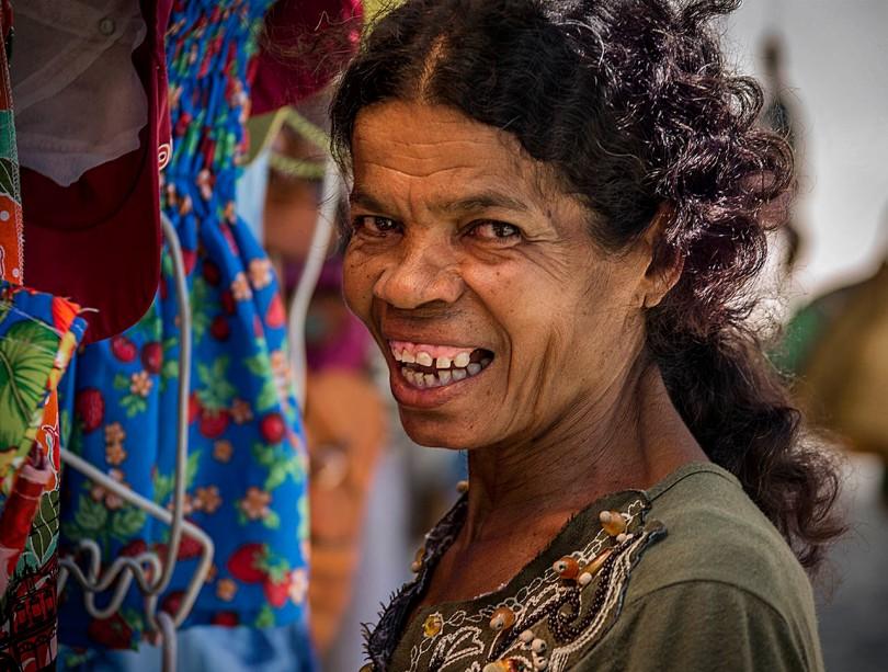 Olinda, Brazil vendor.