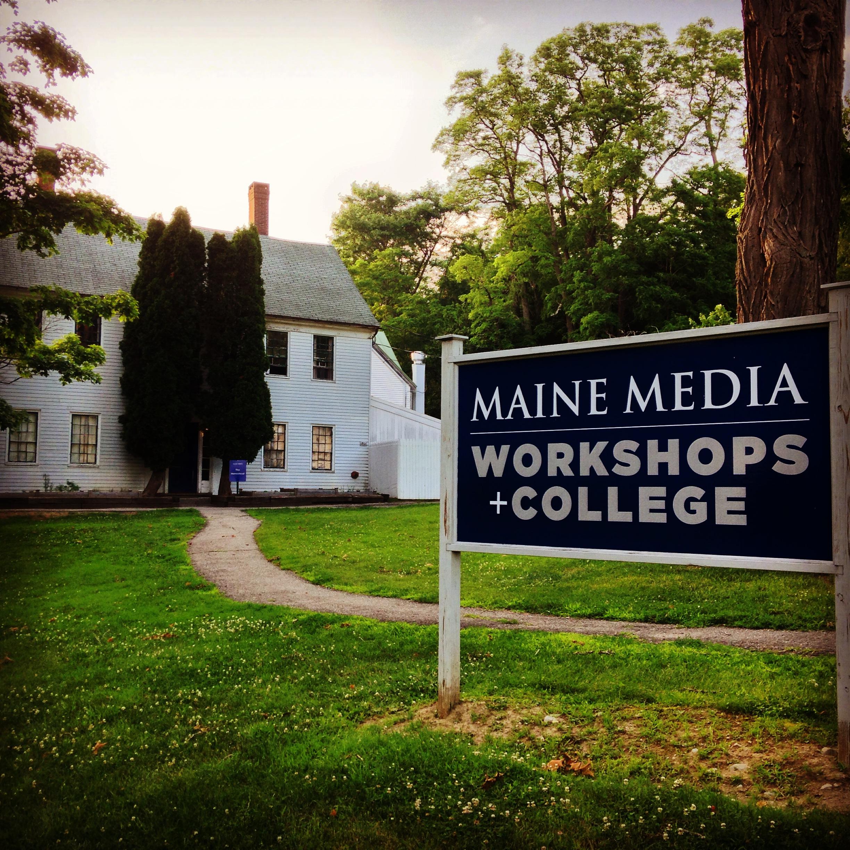 maine media college tuition