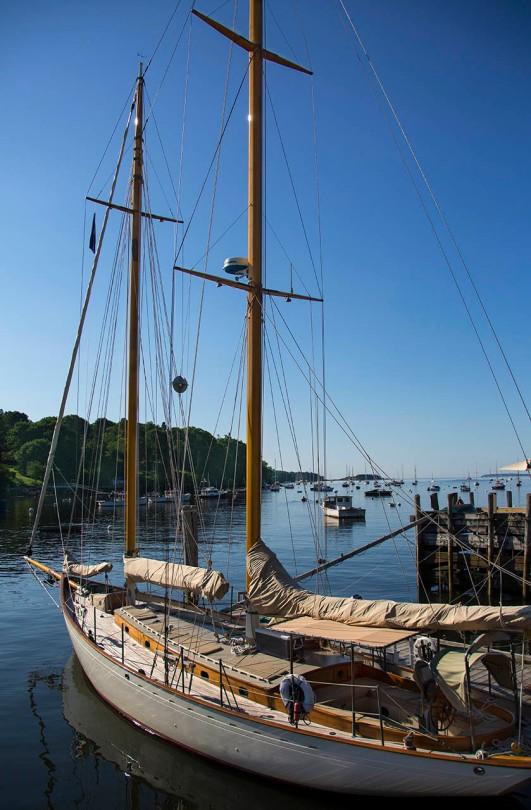 Rockport Sailboat