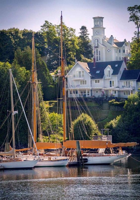 Rockport Harbor home