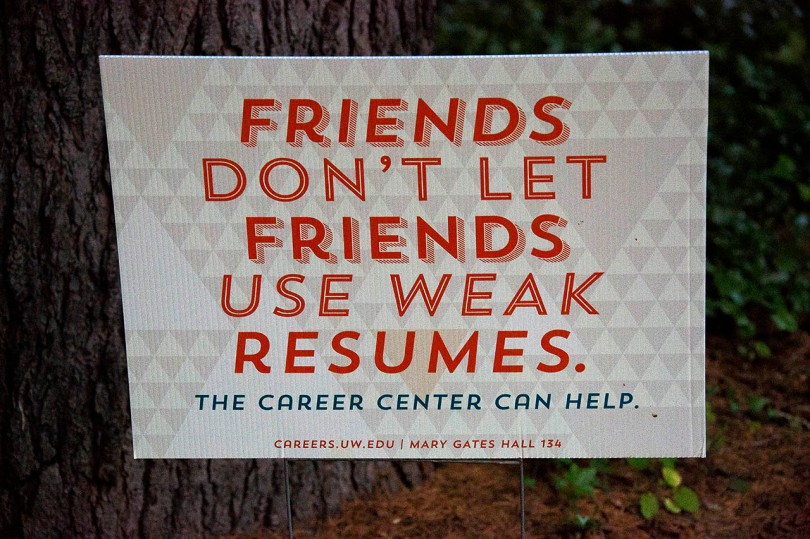 Strengthen your resume.