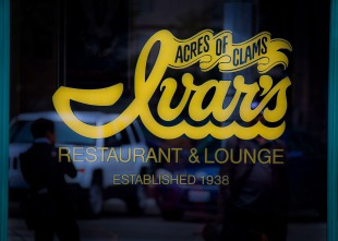 Ivars Acres of Clams