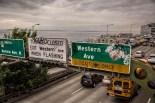 Western Avenue graphite