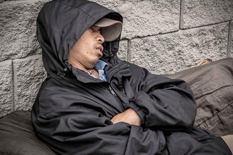 Safeco Homeless