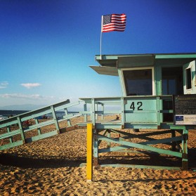Life Guard Tower 42