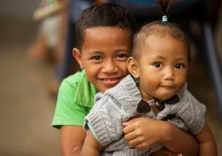 Brothers, Samoa.
