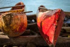 Samoan Canoes.