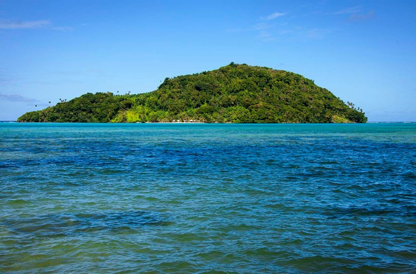 Namu'a Island, Samoa