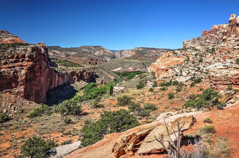 Freemont River Cut, Capitol Reef.