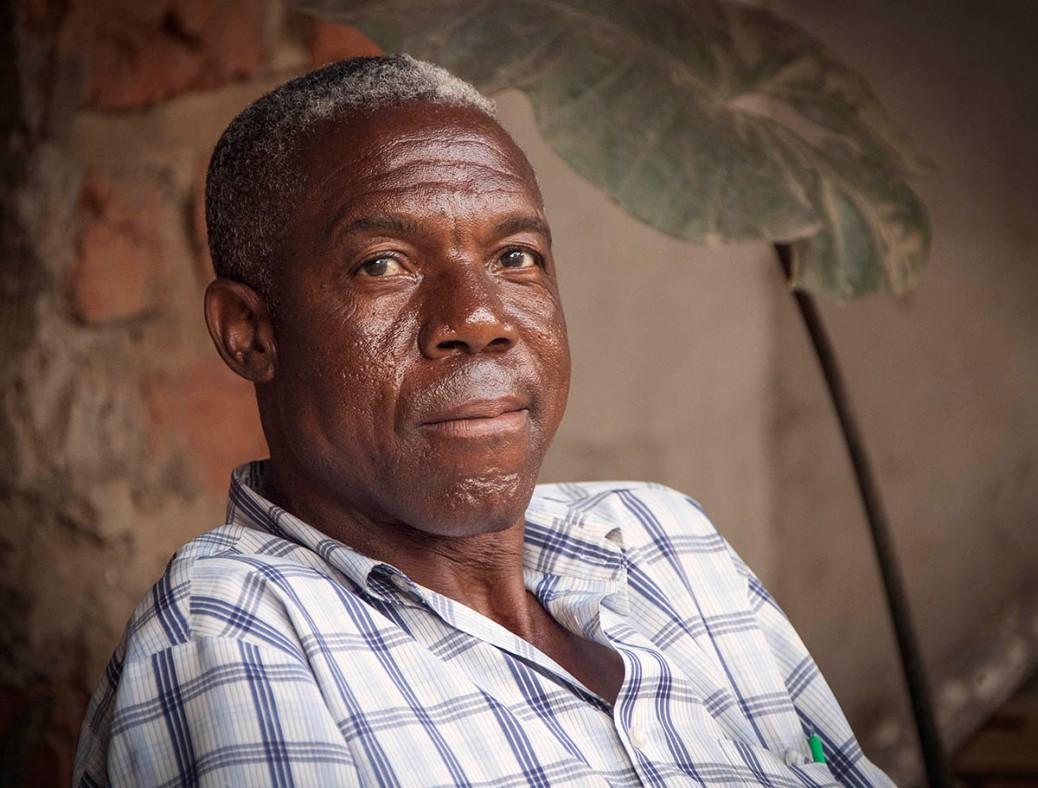 Lubumbashi Uncle