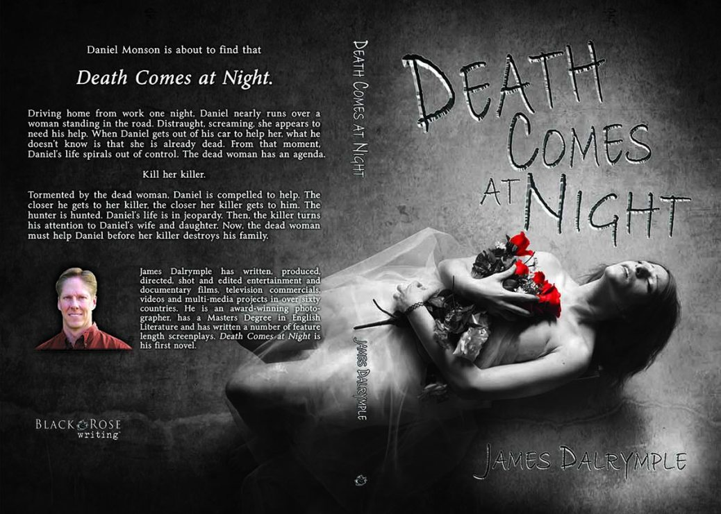 Death Comes At Night full cover