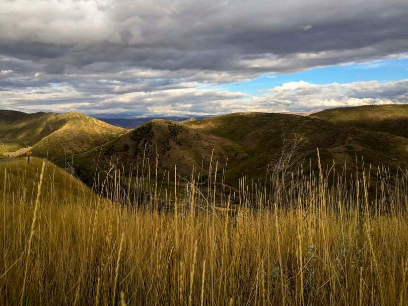 Deer Creek Overlook, Wasatch Back.